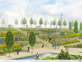 Contractors sought for £250M Sighthill regeneration
