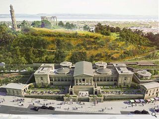 Calton Hill music school consent clears the way for construction start