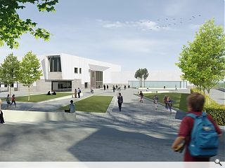 Holyrood deliberates over Portobello High School replacement
