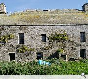 The manse was in parlous condition prior to its acquisition by the present owners in 2009