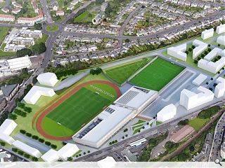 Edinburgh Council seek planning for New Meadowbank