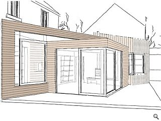 Work starts on Amy penned house extension