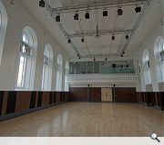The Halls have now been reinstated at the heart of the community