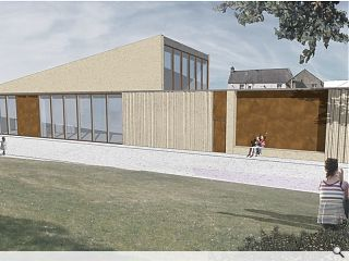 East Calder Partnership Centre plans emerge