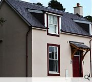 This three bedroom cottage will be occupied by estate workers