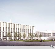 New teaching spaces will prioritise the installation of digital technologies