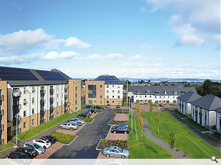 Latest phase of Edinburgh's Muirhouse transformation delivered