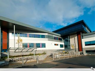 Salmond opens Aberdeen College construction training facility