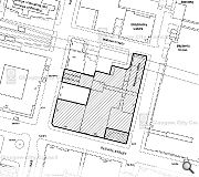 Plan of the proposed George Street complex