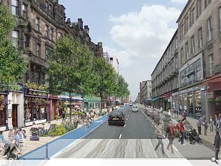 Sauchiehall Street firms back entertainment district plan