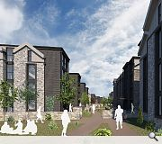 New accommodation is designed to better reflect the East Sands conservation area