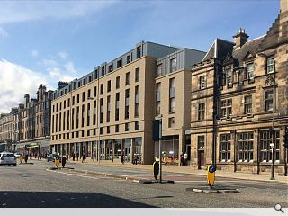 Planners give the nod to Leith Walk student flats