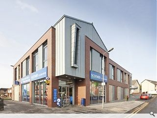 The Grange business centre officially opened