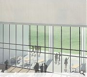A 6-lane swimming pool will be amongst the range of facilities offered