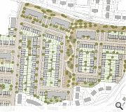 A selection of flats, bungalows and cottage flats will be built to amenity standard for older residents