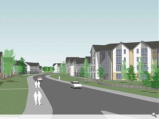 Huge Inverness housing scheme recommended for approval