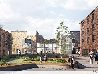 Integrated arts hub to stand as the centrepiece of Pennywell & Muirhouse