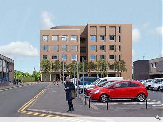East Kilbride's Hunter Health Centre to break ground