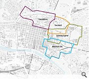 Improved public transport, walking and cycling routes will enhance livability