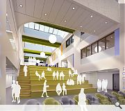 Baldragonh follows hot on the heels of Dalbeattie Learning Campus, also by Holmes Miller