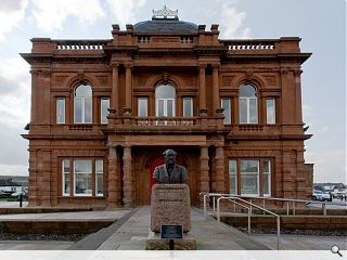 Cumnock Town Hall refurbishment completes