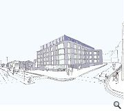 The new block will be named Fraser Place
