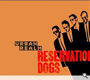 "In the guise of ""Mr Black"" McCabe took Urban Realm's 'Reservation Dogs' on a tour of Denny"