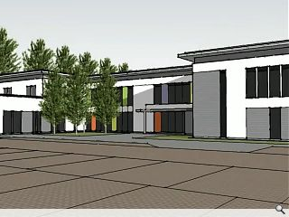 NHS Grampian submits plans for Inverurie health hub