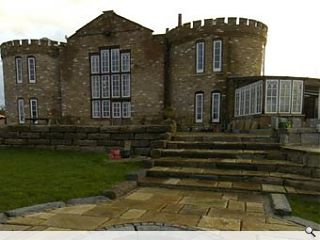 Farmer facing castle hassles as illegal home condemned
