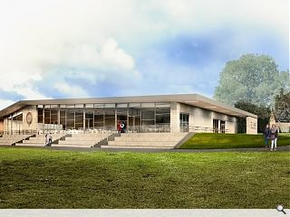 Royal Highland Showground draws up plans for flexible pavilion