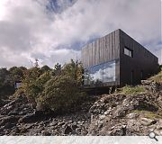 The Black House, Isle of Skye; Dualchas Architects Ltd. Image by David Barbour