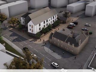 Nairn apartments and four other North East projects win go-ahead