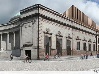 Funding announcement clears way for Aberdeen Art Gallery revamp