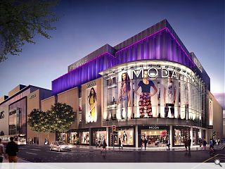£300m Buchanan Galleries expansion plan unveiled