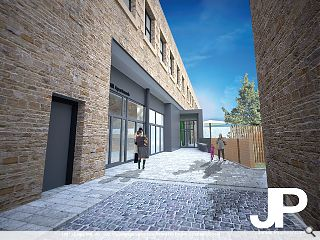 Dundee mill rejuvenation scores support from planners