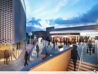 Leisure-led Bon Accord & St Nicholas mall expansion touted