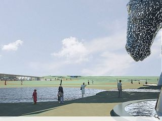 Kelpies visitor centre set to break ground