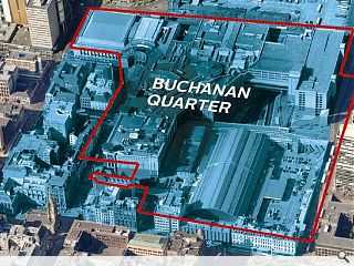 Buchanan Galleries expansion secures outline planning permission