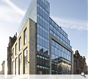 One Waterloo Street itself was also designed by Keppie