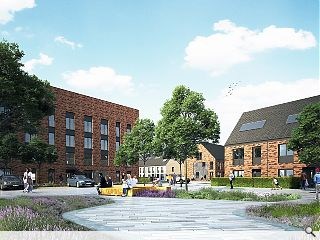 Latest phase of Pennywell regeneration clears planning