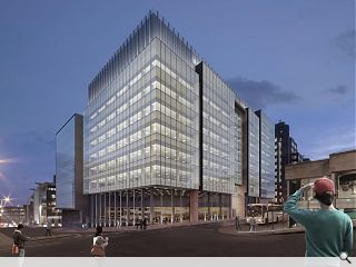 HFD press ahead with second phase of Glasgow's Bothwell Exchange