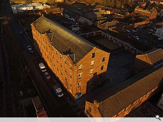 Arbroath mill delivers power to the people