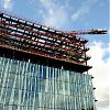Aberdeen University library tops out