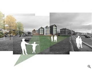 Design competition winner for Saltcoats site