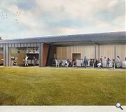 An estimated £10m will be spent on improved facilities