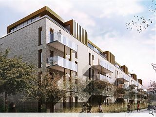 Approval won for Anniesland office to residential conversion