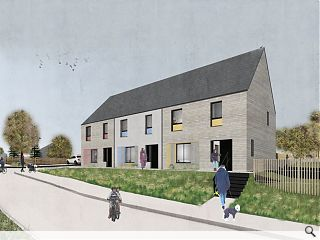 GSA secure funding for 'Passivhoos' social housing study
