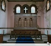 Significant issues with damp and rot have reared their heads within the church