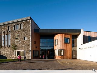 Kingsland Primary School named EAA building of the year