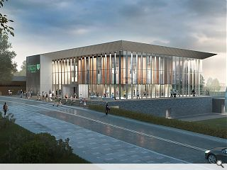 University of Stirling under starters orders for £20m sports hub